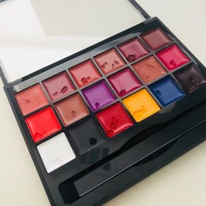 Anastasia Beverly Hills Makeup - Anastasia Beverly Hills lip palette
